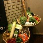 野菜バーる31 - 入口