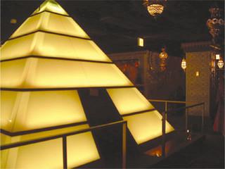 アラビアンロック 上野店 - 王宮自慢のピラミッドは、2名様用個室★