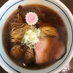 中華そば 堀川 - 料理写真:醤油そば750円