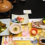 芳野旅館 - 料理写真: