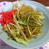 星川製麺 彩 - 料理写真:焼きそば(土曜日限定食べ放題500円)