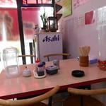 一龍 - テーブル席