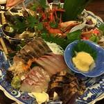 73705919 - 皿鉢料理