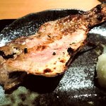 旬菜魚や 棗 - 旬菜魚や 棗 @八丁堀 赤魚粕漬焼