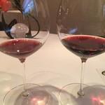 MAVO - 赤ワインに見立てたほうじ茶とピノノアール