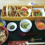 お食事処 山桜 - 料理写真:倭姫膳1,300円(税込)