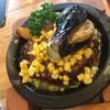 つばめグリル - 料理写真:夏野菜の和風ハンブルグステーキ