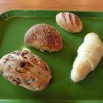 ベーカリー カナタ - 料理写真: