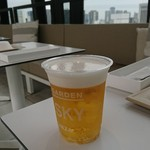 WHITE & SKY  POOLSIDE BEER GARDEN -