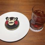 ル パン - くまモンケーキセット 1360円
