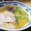 あじゃあじゃ - 料理写真:2017年8月 こってり塩ラーメン【670円】