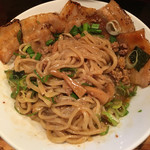 台湾まぜそば 麺屋 イッショウ - 味がしっかりあって美味しい☆★★☆マゼマゼ