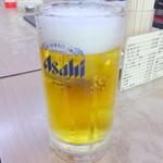 73718829 - 生ビール中