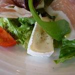シェヴー - カマンベールチーズが・・