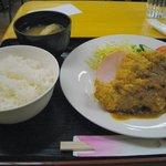 7372669 - ビフカツ(洋風) 700円