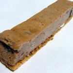 路地裏のチーズケーキ工房 ティオグラトン - ショコラフロマージュ(150円)
