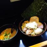 江戸川ヌードル 悪代官 - 料理写真:2017/9/23 ディナーで利用。 特つけぬーどる(1,130円)