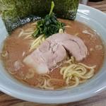 武源家 - 並(麺かため)