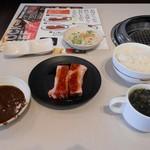じゅうじゅうカルビ茨木清水店 - 料理写真:
