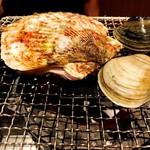 産直牡蠣浜焼きセンター さかなや道場 - 料理写真: