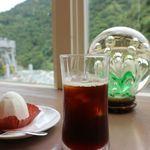 レストイン黒部 - 珈琲と栗のモンブラン