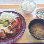 奈良県庁食堂 -