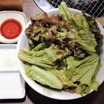 韓国料理マニト  - チョレギサラダ食べ放題 216円