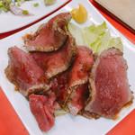 Yakitoriyamabuki - ローストビーフ  500円