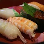 きた寿し - 料理写真: