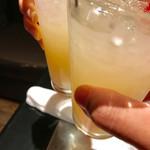 あいろんバル - グレープフルーツジュースで乾杯♪【その他】