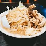 麺とび六方 - ラーメン(小)