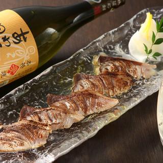 稲田本店の酒粕が旨みを際立たせる『鰤(ぶり)粕漬け炙り焼き』