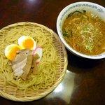 7373942 - ピリ辛みそつけ麺