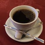 73730006 - ランチについてくるコーヒー