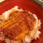 うまか亭 - ソースカツ丼です。