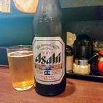 73730336 - 瓶ビールでしっぽり(*^.^*)