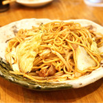 鶴亀八番 - ☆ソース焼きそば 390円
