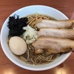肉煮干中華そば 鈴木ラーメン店 - 特製淡麗煮干