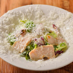 ミア ボッカ - 中札内鶏の白いシーザーサラダ