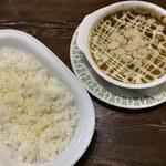 ペルソナ - 「チーズカレー」1,200円に「特製マヨネーズ」100円