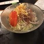 73738374 - 野菜サラダ650円