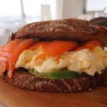 snuff sandwich -
