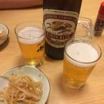 大露路 - 瓶ビール