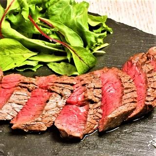 【ガッツリお肉のグリル】*お肉料理にこだわっております*