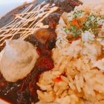 フェルム・ソレイユ - 炊き込みご飯のハヤシ