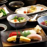 与一 - 朝獲れ地魚と旬の料理満喫4500円コース