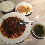 唐人飯店 - 麻婆豆腐 激辛