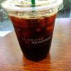 スターバックス コーヒー - ドリンク写真:アイスコーヒーT 320円!