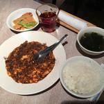 唐人飯店 - 麻婆豆腐 大辛