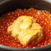 俺の割烹 - メニュー写真:雲丹いくら土鍋ご飯